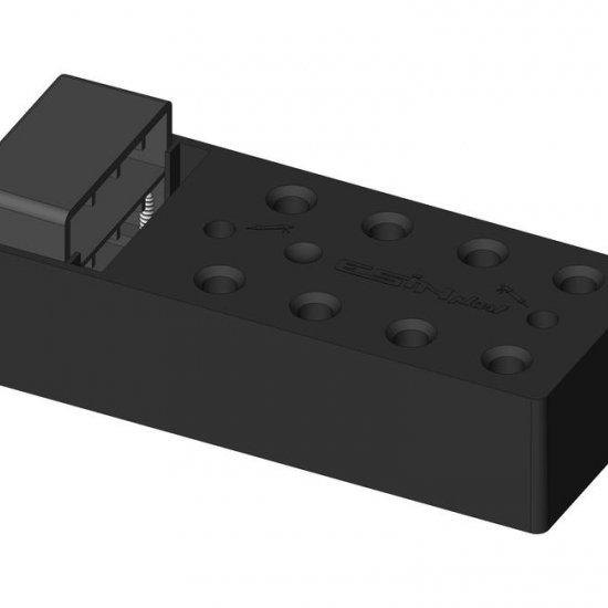 Elemento Montaggio Cardini Con Tassello Per Cappotti Da 80mm Esinplast
