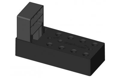 Elemento Montaggio Cardini con Tassello per Cappotti fino a 140mm Esinplast