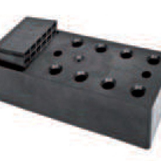 Elemento Montaggio Cardini Con Resina Per Cappotti Da 80mm Esinplast