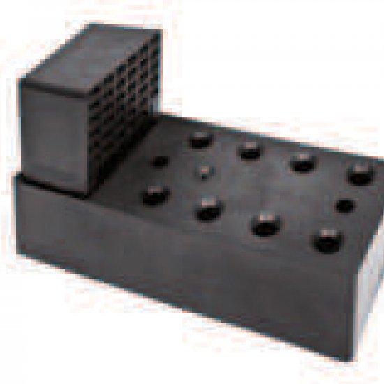 Elemento Montaggio Cardini Con Resina Per Cappotti Fino A 140mm Esinpl