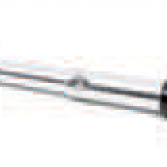 Tassello Cappotto Rinforzato Per Cardine Persiana Con Perno Ø10mm L26