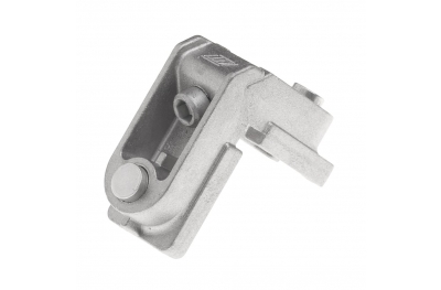 Squadretta Alluminio L.M. Monticelli 0431 Montebianco 2