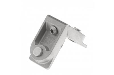 Squadretta Alluminio L.M. Monticelli 0435 Montebianco 3