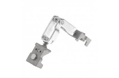 Squadretta Alluminio L.M. Monticelli 0909.10 K2