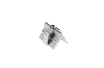 Squadretta ad Avvitare Alluminio Alutec 10x45mm