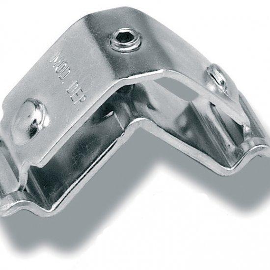 Squadretta Ad Aggancio Esterno Per Alluminio Kiara Master