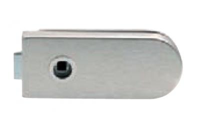 Serratura per Vetro Senza Foro Chiave Ravvicinato Tropex 160x65mm