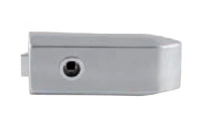Serratura per Vetro Senza Foro Chiave Ravvicinato Tropex 175x75mm