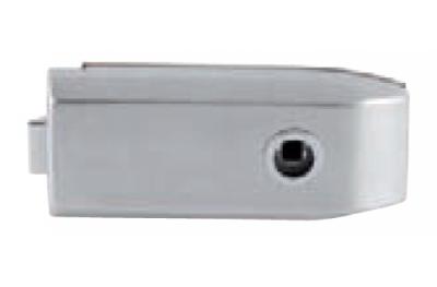 Serratura per Vetro Senza Foro Chiave Tropex 175x75mm