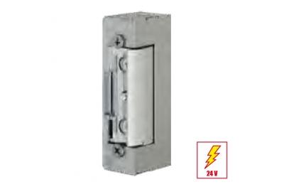 126KL Incontro Elettrico Apriporta con Scrocco Regolabile Antiripetitore effeff