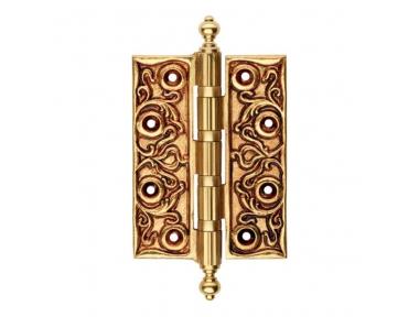 1271 CE Cerniera Preziosa per Porta Linea Calì Decorata in Stile Barocco