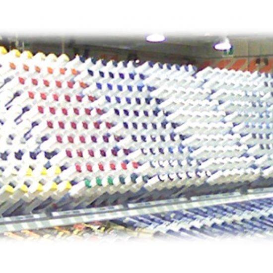 Espositore Stilo Da Ritocco Per Alluminio In Plastica Con Supporto Ep