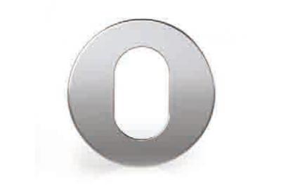 Bocchetta Cilindro Tondo Ovale in Acciaio Inox Tropex