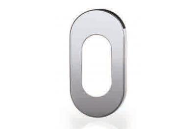 Bocchetta Cilindro Ovale Tondo in Acciaio Inox Tropex