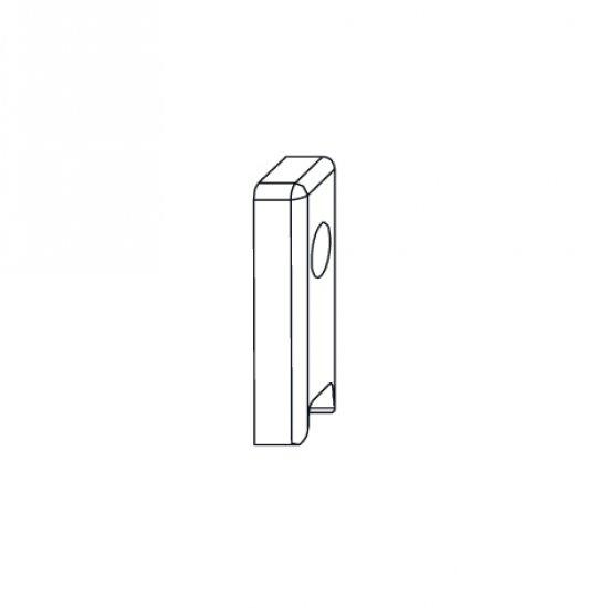 Offerte pazze Comparatore prezzi  Riscontro A0767 Per Fermo Scatto Comfort Accessorio Siegenia Titan  il miglior prezzo