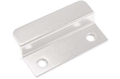 Maniglietta Bianca in Alluminio per Portafinestra da Esterno Heicko Segatori