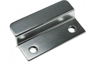 Maniglietta Argento in Alluminio per Portafinestra da Esterno Heicko Segatori