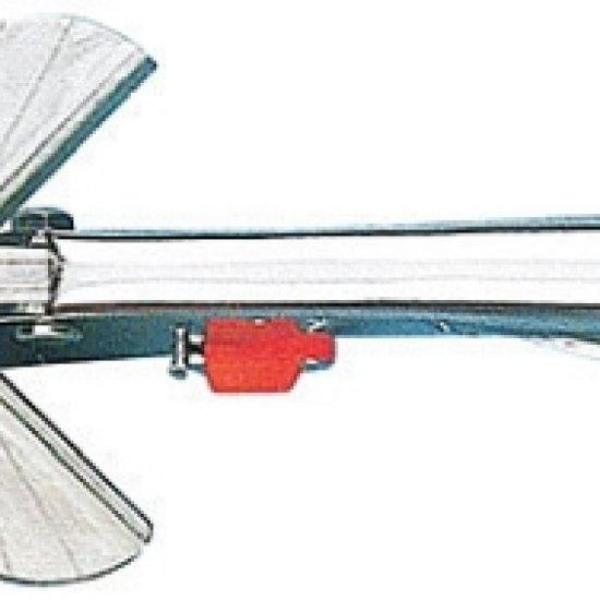 Cesoia Per Industria E Artigianato Con Fermi A 90° Heicko Segatori