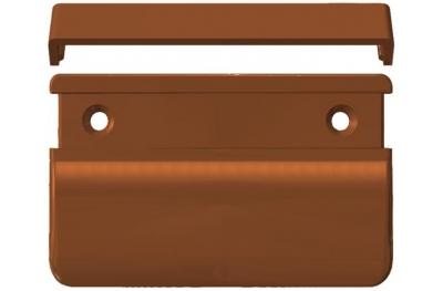 Maniglia Quadrata per Portafinestra per Esterni 70x50x12 Heicko Segatori