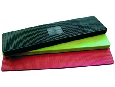 Spessori Vetratura 100x56mm in Plastica Spessore a Scelta 1000 pz Heicko