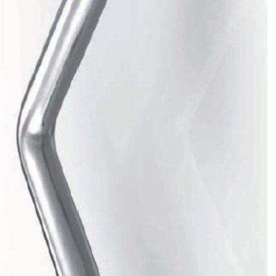Maniglione 3d Tropex Inox Interasse 350mm Ø 32mm