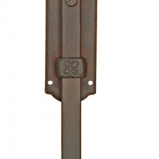 1893 Catenaccio Verticale Galbusera In Ferro Battuto Varie Dimensioni
