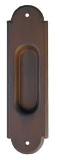 2128 Galbusera Maniglia per Alzante Scorrevole in Ferro Battuto