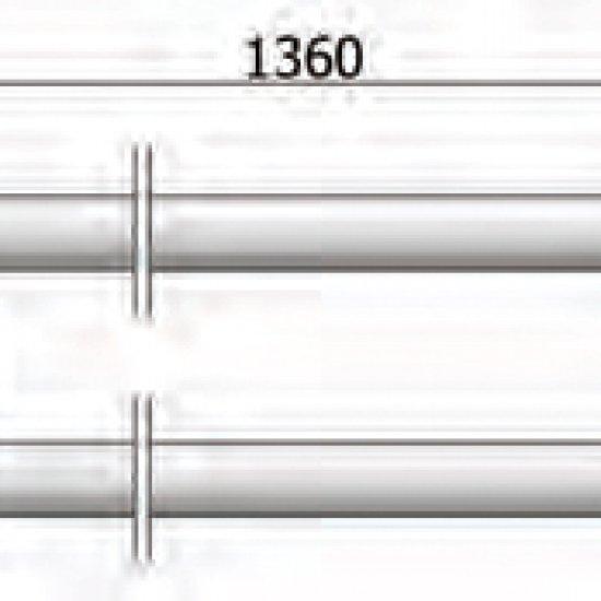 Offerte pazze Comparatore prezzi  Asta Lunga Omec Per Deviatori Accessori Per Maniglioni Antipanico  il miglior prezzo