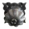 3180 Pomolo Stile Antico in Ferro Battuto per Mobili Lorenz Ferart