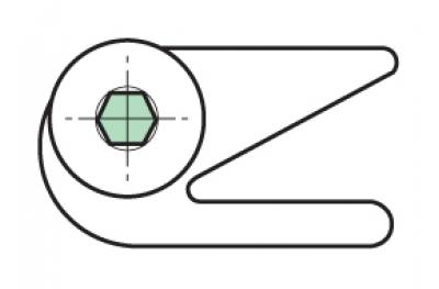 Distanziatore Proni Rapid-Block Serie 50 Posa Serramento