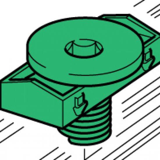 Distanziatore Proni Rapid Block Serie Mini Giap Posa Serramento