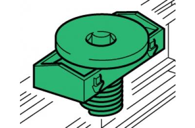 Distanziatore Proni Rapid-Block Serie Mini Giap Posa Serramento
