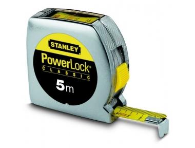 Powerlock Stanley Flessometro Utensile Lettura Diretta 5m