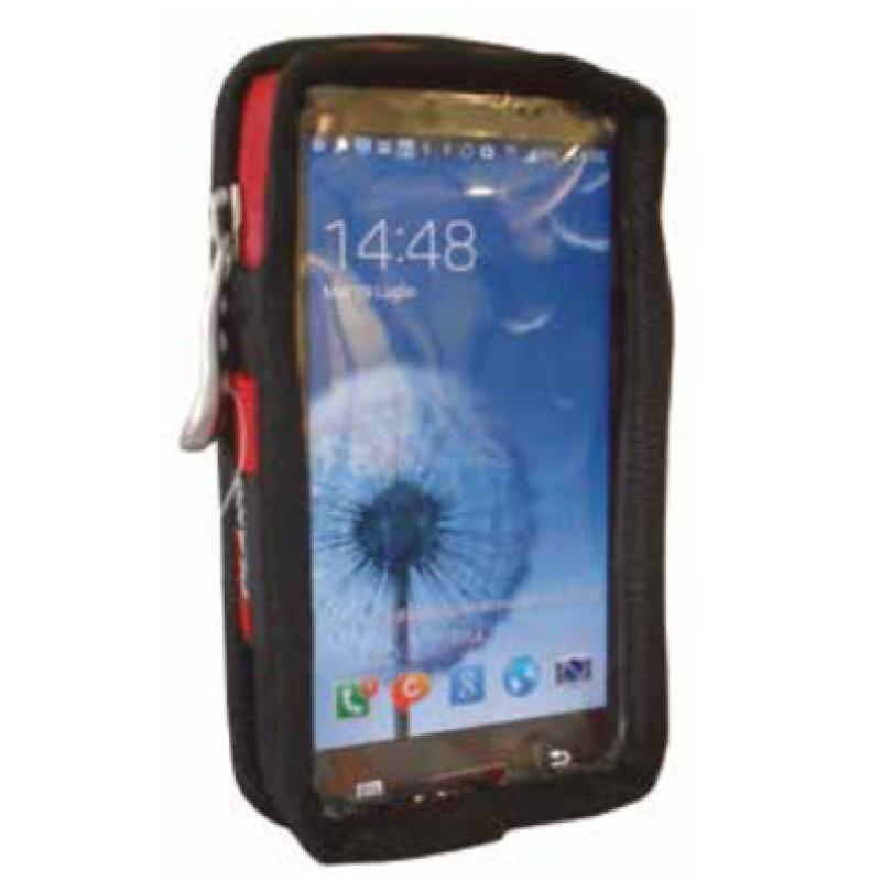 549XLTB Plano Porta Smartphone con Tasca Impermeabile per Galaxy S4 ...