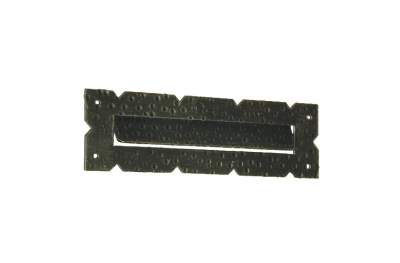6020 Buca per Infilare Lettere in Ferro Battuto Artigianale Lorenz Ferart