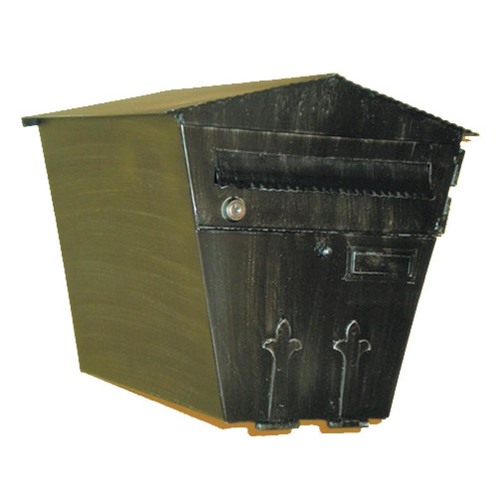 6025 Cassetta Porta Pane Capiente in Ferro Battuto Artigianale Lorenz Ferart