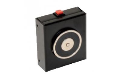Elettromagnete di Trattenuta con Pulsante di Sblocco 18001 Opera