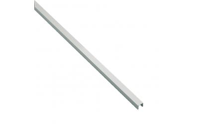 Profilo Savio Copri-Cavo Alluminio Newton