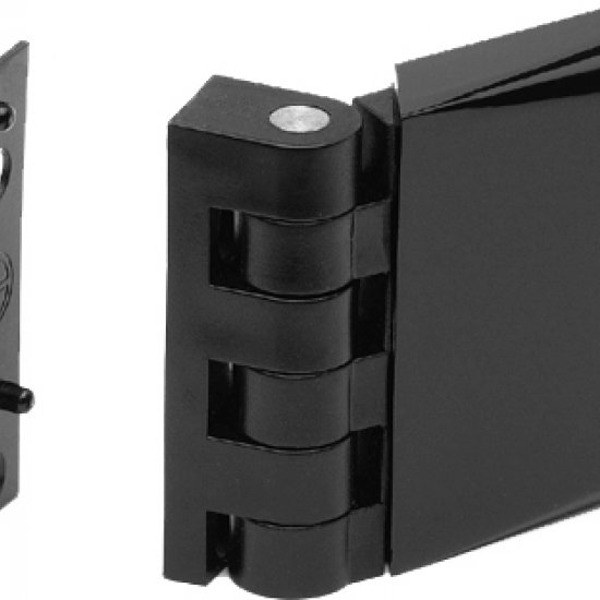 Cerniera 48mm Spessore Complanare 1mm Chiusura Serramento Media Esinpl