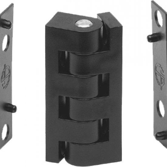 Offerte pazze Comparatore prezzi  Cerniera 48mm Spessore Complanare 1mm Chiusura Serramento Mini Esinpla  il miglior prezzo