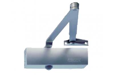 Chiudiporta Aereo Geze TS 1500 Braccio V Con Fermo Forza Chiusura 3-4