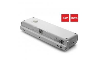 Attuatore a Catena ACK4 RWA 24V Standard per Sistemi Evacuazione Fumo e Calore 1 Punto di Spinta Topp