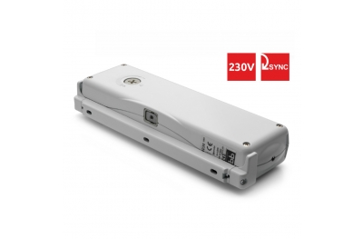 Attuatore a Catena ACK4 S Sync 230V 50Hz Sincronizzazione e Funzionamento Più Attuatori su Stesso Serramento Topp