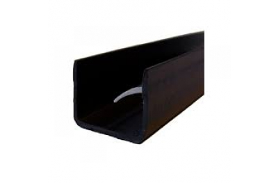 Barra Contenimento Profilo Rigido per Pannello Flexoterm 20mm PosaClima Renova