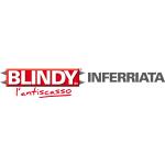 Blindy Inferriata Antiscasso Filomuro in Ferro con Borchia Forgiata per Finestra