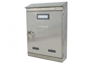 Cassetta della Posta in Acciaio Inox h.270mm IBFM