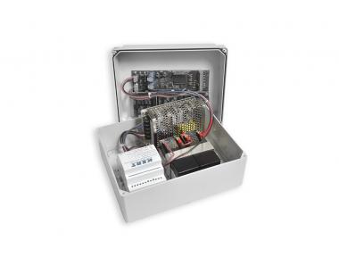 Centrale Autonoma di Alimentazione per Motori a 24V MODiX 2-4-6 Nekos