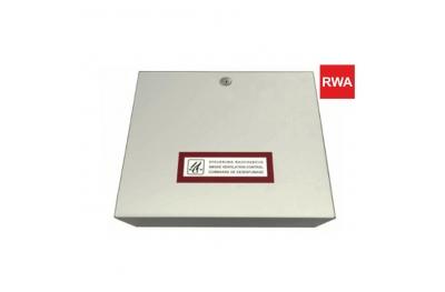 Centrale RWA RWZ 1-4b 230V 50Hz Per Sistemi Evacuazione Fumo e Calore da Usare Con Attuatori a Catena RWA Topp