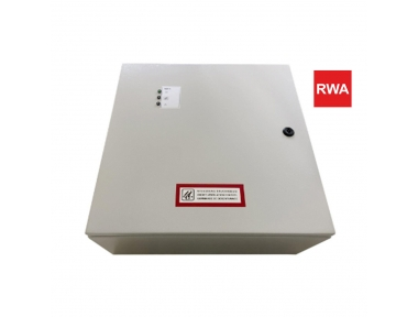 Centrale RWA RWZ 5-24e 230V 50Hz Per Sistemi Evacuazione Fumo e Calore da Usare Con Attuatori a Catena RWA Topp