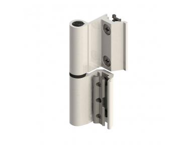 Cerniera Giesse Flash Base Camera Europea Alluminio